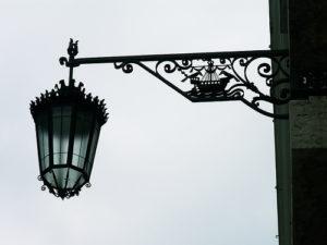 iluminação antiga